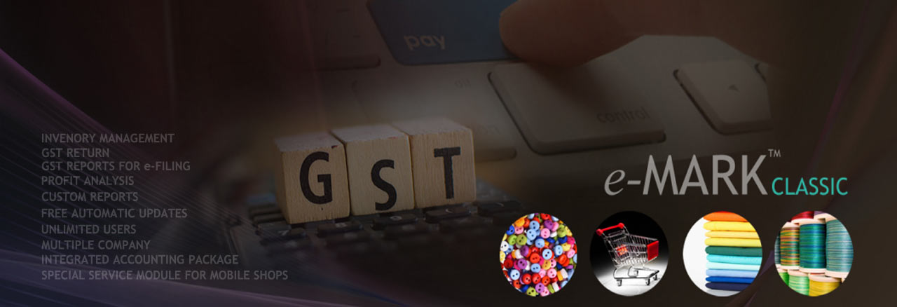 GST Billing Software