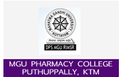 Pharmacy College, MG University, Puthuppally, Kottayam