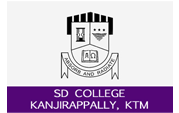 SD College, Kanjirappally, Kottayam